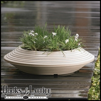 "Danbury 24"" Bowl Planter"
