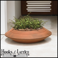"Danbury 36"" Bowl Planter"