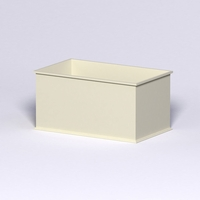 Dartington Rectangle Planters