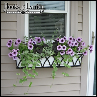 Decora Window Boxes with Liners