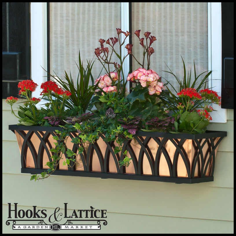 German Window Boxes Decora Window Boxes With
