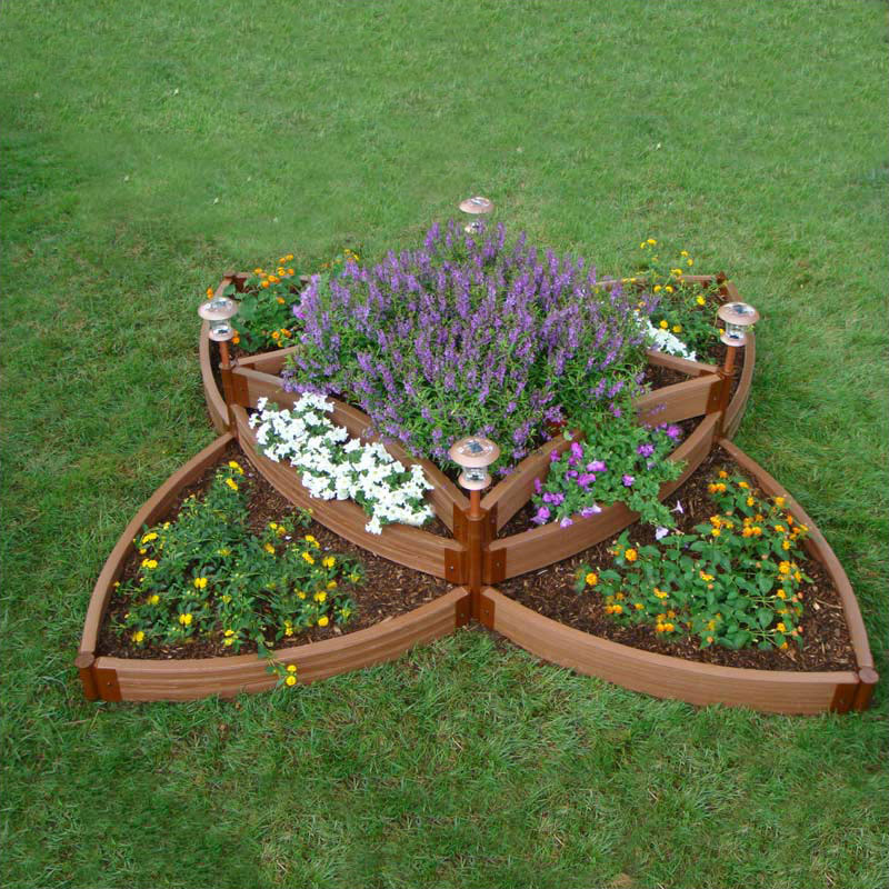 Designer Raised Garden Bed Kits HooksAndLatticecom