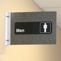 """Direct Sign Mounts for 1/8"""" Substrate 