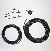 Drip Line Irrigation Kit for Living Wall Systems