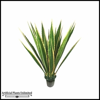 48in. Duraleaf Giant Green Agave, Outdoor