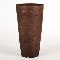 14in. Durante Tall Flower Pot - 2 Colors