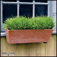 Eloquence Window Box Planter