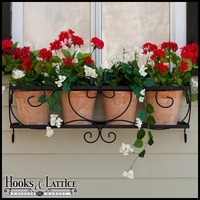 Enchanted Garden Window Box Cages