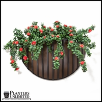English Garden Wall Planter