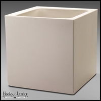 Paradiso 19in. Square Planter in Weathered Stone