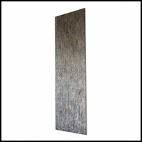 Fabricated Bark Designer Wall Panel 120in.L x 24in.W