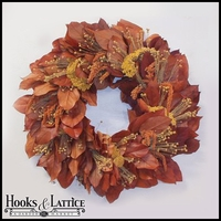 Fall & Autumn Wreaths