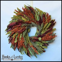 Feast for Feathered Friends Wreath