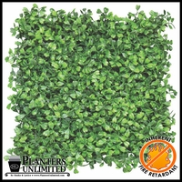 Fire Retardant Boxwood Mat - 12in. Indoor