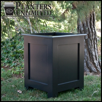 Flat Panel Premier Planters- Custom Made to Any Size