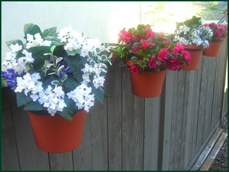 Flower Pot Holders