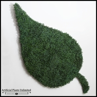 Freeform Bespoke Living Wall Shapes - Outdoor