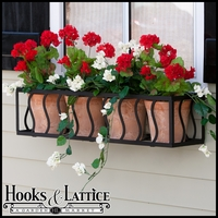 French Window Box Cages