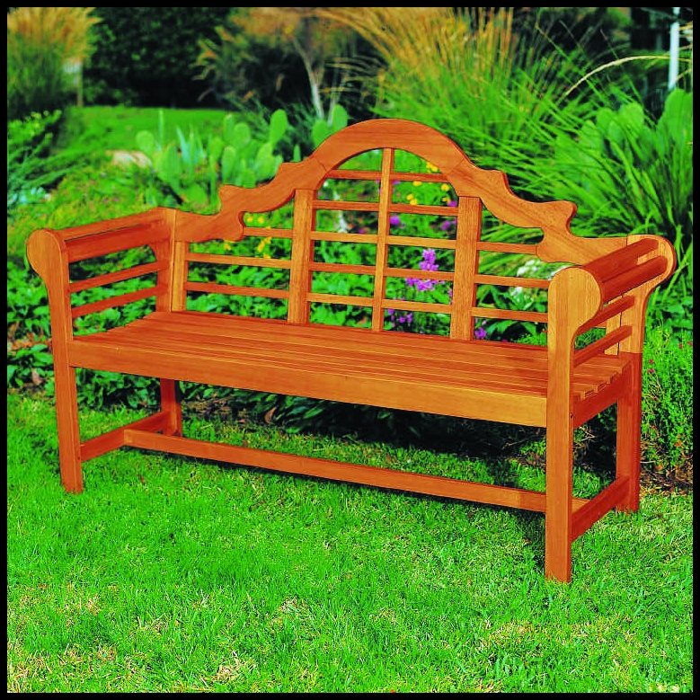 Benches for the Garden Garden Benches HooksAndLatticecom