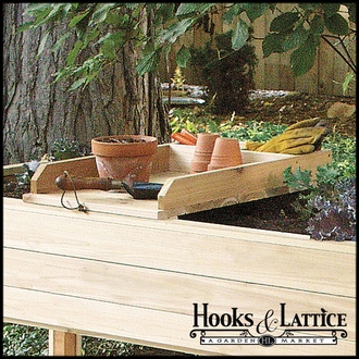 Garden Tables, Potting Benches & Raised Bed Gardens