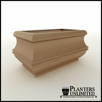 Griffin Rectangle Planters