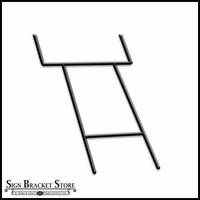 Heavy Duty Campaign Sign Stake - Set of 10