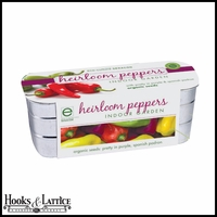 Heirloom Pepper Growing Kit