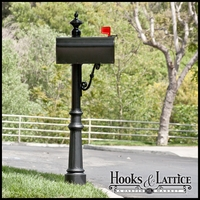 Hillandale Mail Box Complete System