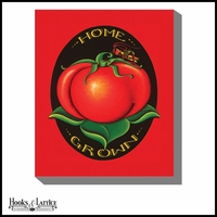 Home Grown Tomatoes - Canvas Artwork