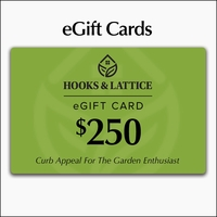 Hooks and Lattice - Gift Certificates