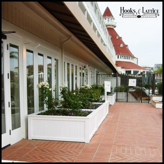 Hotel & Commercial Planters