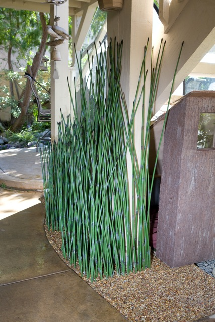 Artificial Horsetail Bamboo Reeds Artificial Plants