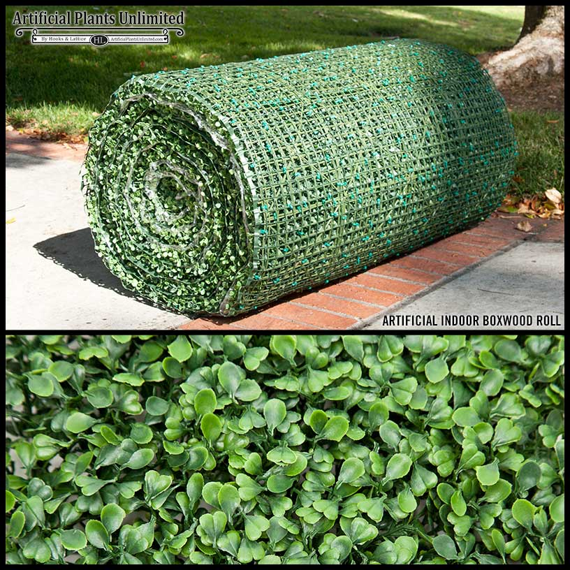 indoor artificial living wall rolls 3