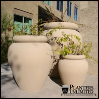 Jar & Jug Shaped Planters