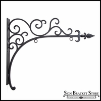 30in. La Costa Scroll Sign Bracket