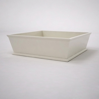 Laguna Tapered Premier Composite Commercial Planter 60in.L x 60in.W x 18in.H