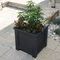Lakeview Square Patio Planters