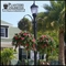 """Large Commercial """"English Garden"""" Hanging Baskets"""