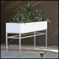Large Office Planters