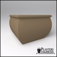 Laurelwood Square Planter