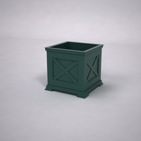 Lexington Premier Composite Commercial Planter 20in.L x 20in.W x 20in.H