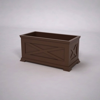 Lexington Premier Composite Commercial Planter 36in.L x 18in.W x 18in.H
