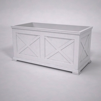 Lexington Premier Composite Commercial Planter 48in.L x 24in.W x 24in.H