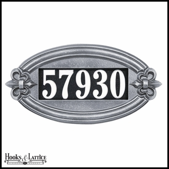 Lighted Address Plaques