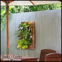 Living Wall Kit with Traditional Frame