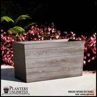 Madera Tapered Rectangle Planters