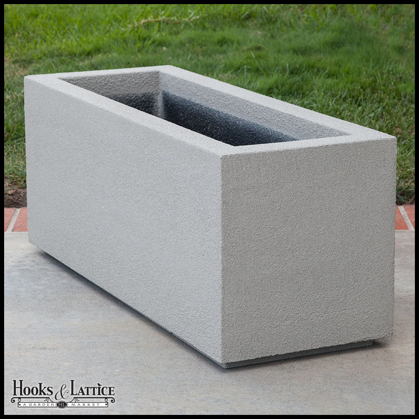 Tall Outdoor White Planter Pots For Patios Hooks Lattice