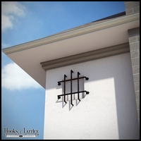 Marbella Decorative Exterior Accent
