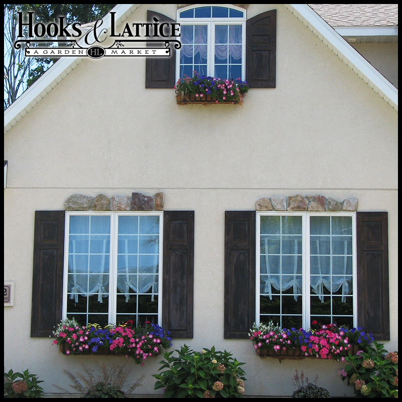 artificial outdoor flowers for window boxes 1