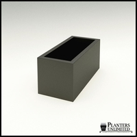 "Modern Rectangle Planter 36""L x 16""W x 16""H"